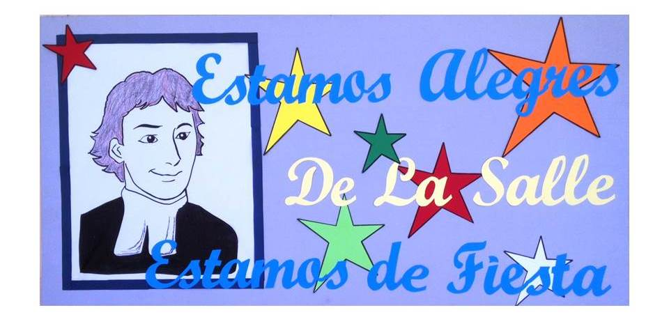 Fiestas La Salle 2018