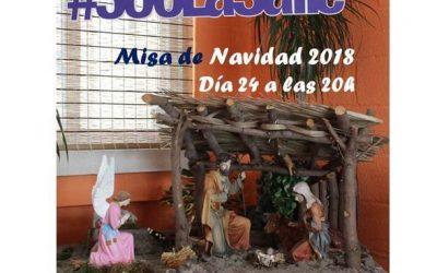 Misa de Navidad 2018