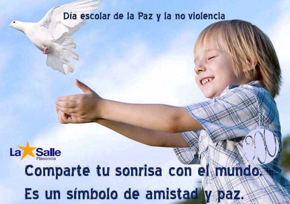 Día Escolar de la No Violencia y de la Paz