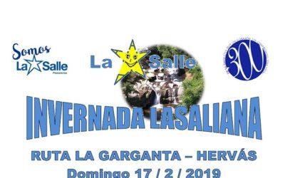 Invernada Lasaliana #LaSallePlasencia