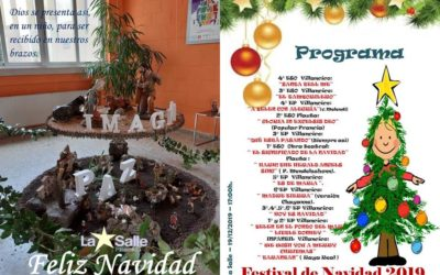 Invitación al Festival de Navidad 2019