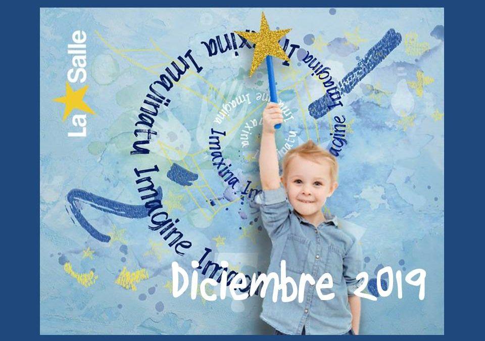 Agenda del mes de Diciembre
