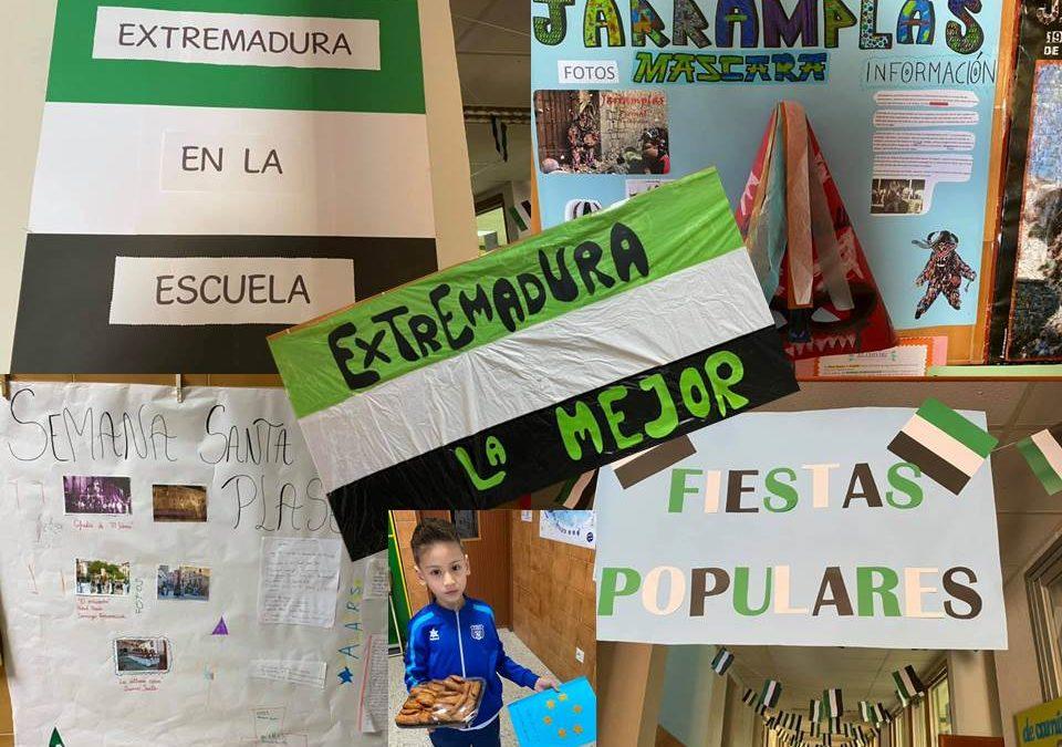 Día Escolar de Extremadura